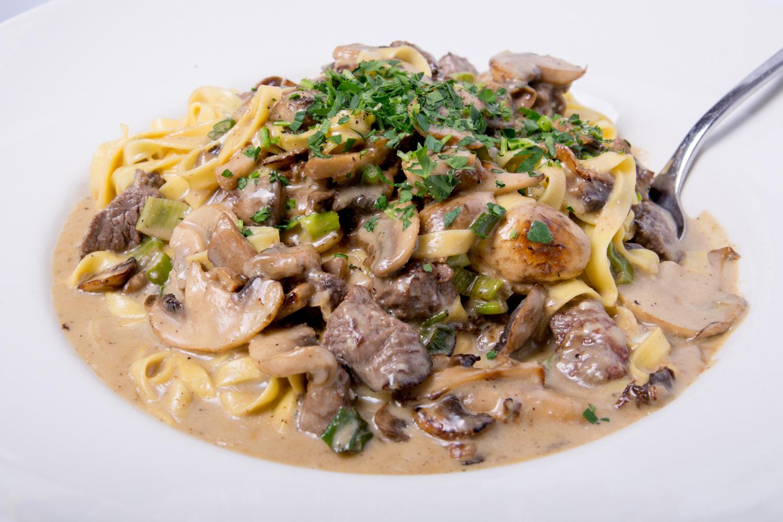 Dinner Menu – Cafe Lucci